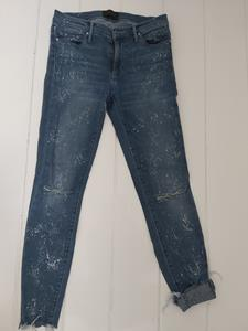 34 BLACK ORCHID jeans -VO